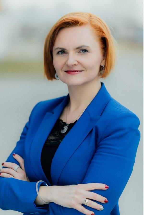 Dr inż. Agnieszka Gryszczyńska
